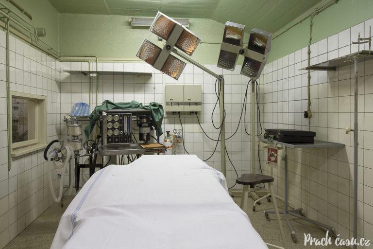 Chráněné zdravotnické pracoviště KO 17 (ČR) / OHP