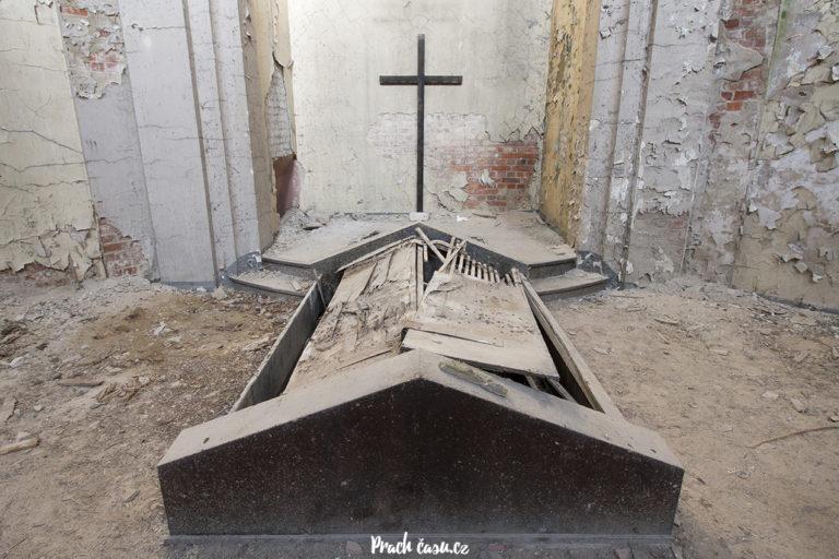 Krematorium pana Kopfrkingla (DE)