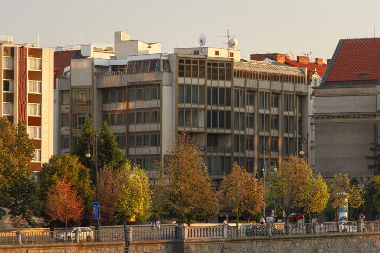 Budova Mezinárodního svazu studentstva